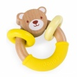 Janod Baby Pop Bear Rattle
