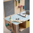 Sebra Construction Play Set - Warm Grey