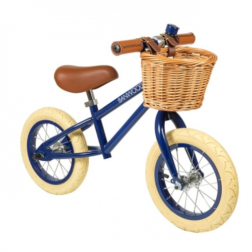 Banwood FIRST GO! Bike - Navy
