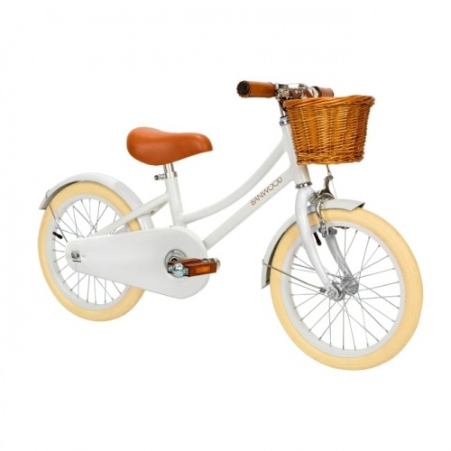 Banwood Classic Bike In White