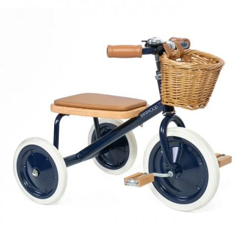 Banwood Trike - Navy Blue