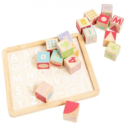 Le Toy Van Petilou ABC Blocks