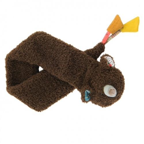 Moulin Roty Bear Fur Scarf