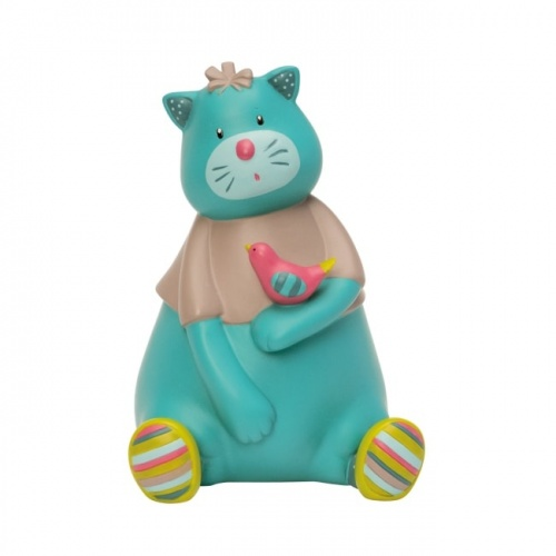 Moulin Roty Les Pachats –  Cat Money Box