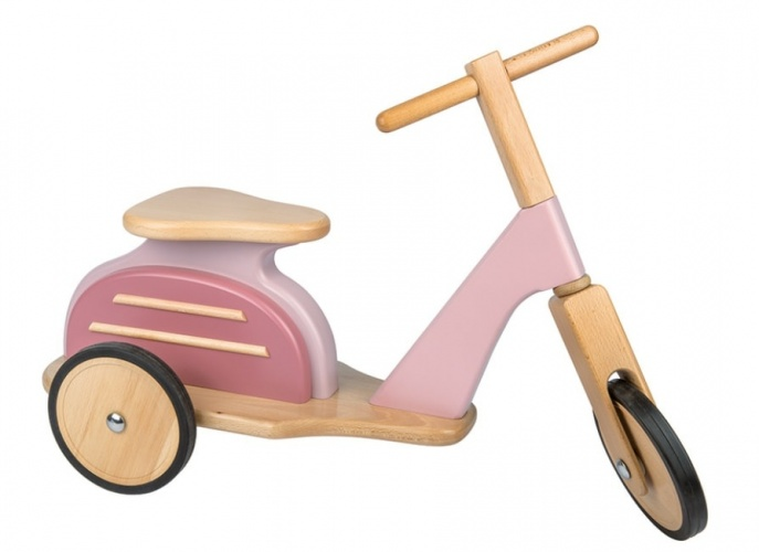 Moulin Roty Pink Scooter