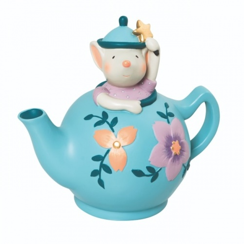 Moulin Roty Once Upon A Time Tea-Pot Money Box