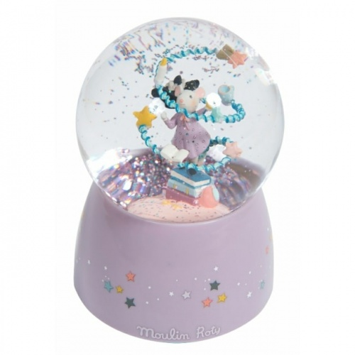 Moulin Roty Once Upon A Time Snow Globe