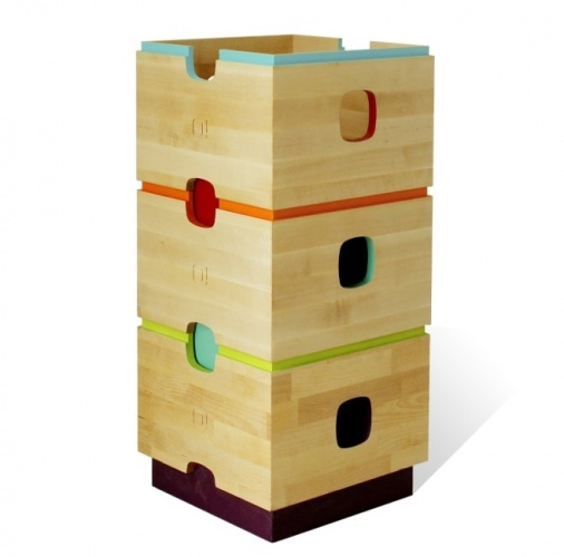 Nonah Alerce  Tower Storage Toybox