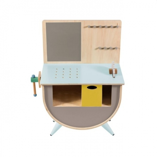 Sebra Play Tool Bench - Warm Grey