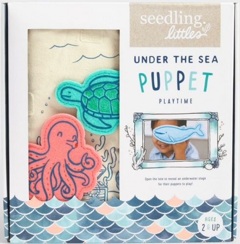 Seedling Littles - Under The Sea Puppet Playtime