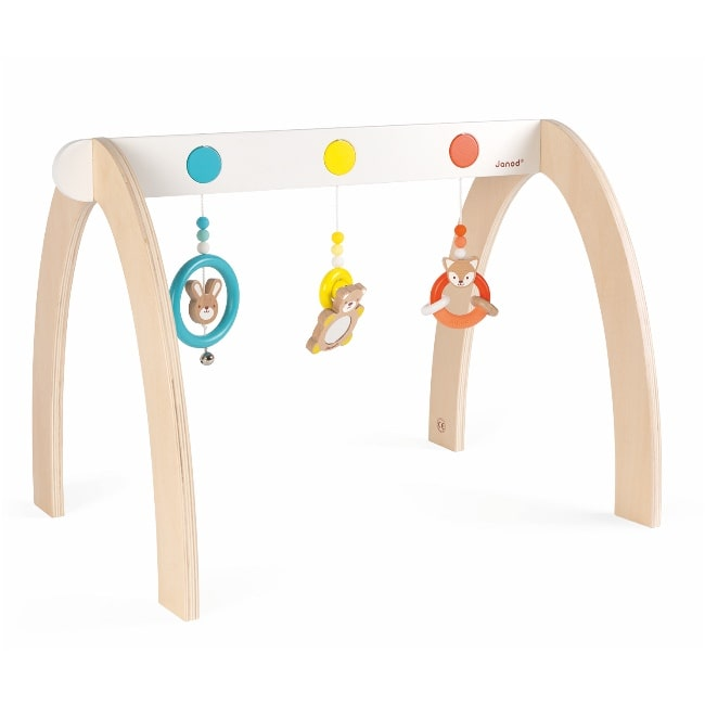 Janod Baby Pop Activity Gym
