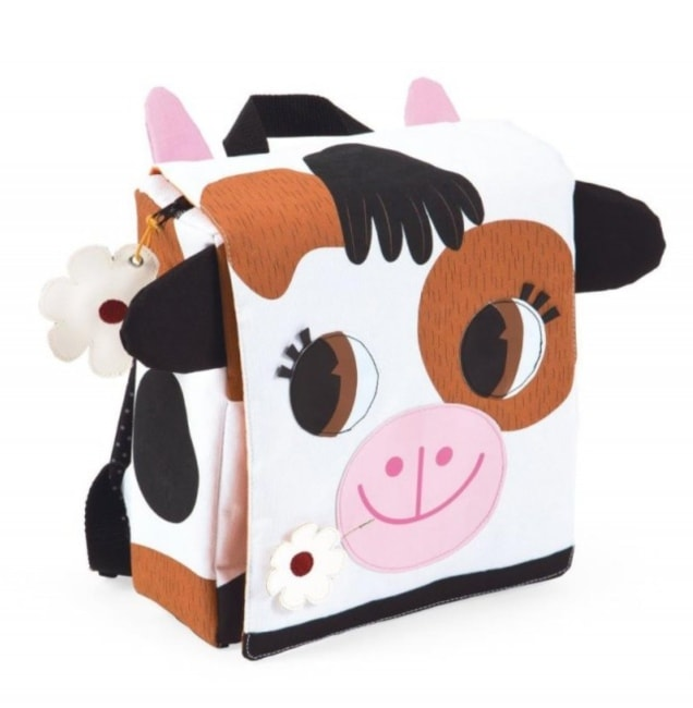 Janod Cow Backpack