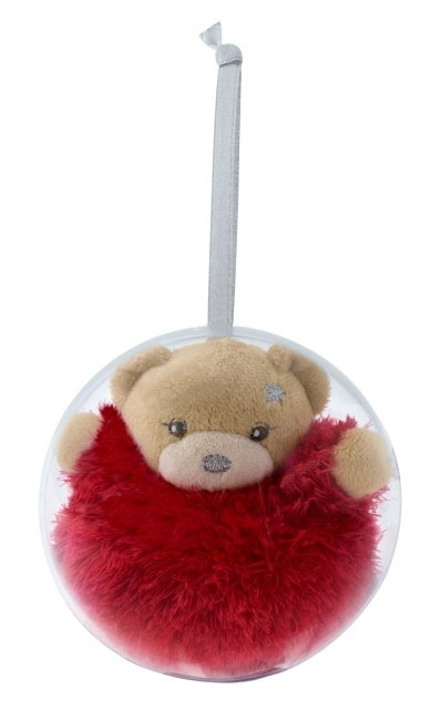 Kaloo My First Christmas Red Bear Bauble