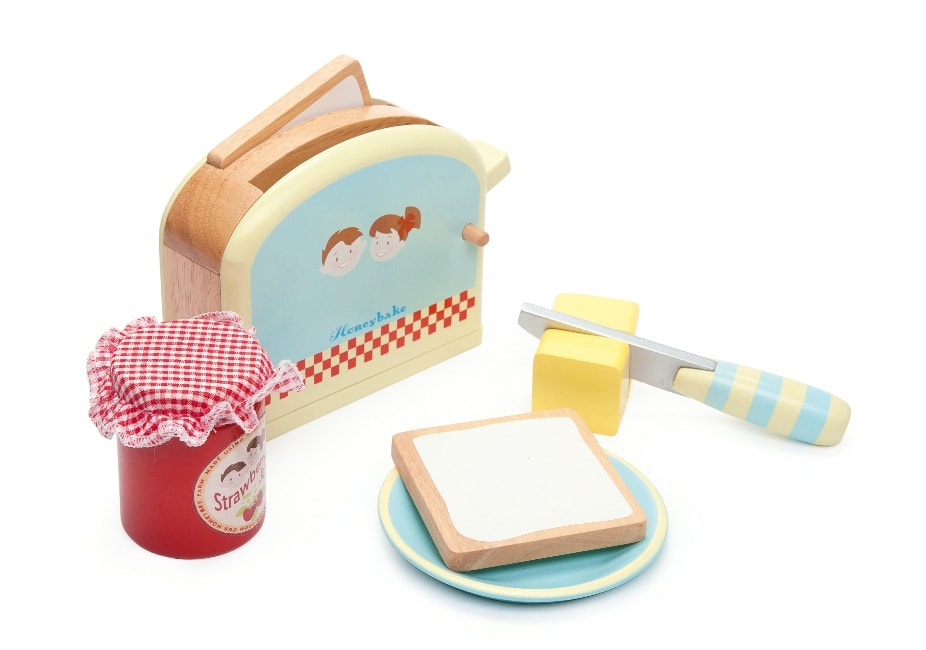 Le Toy Van Toaster Set