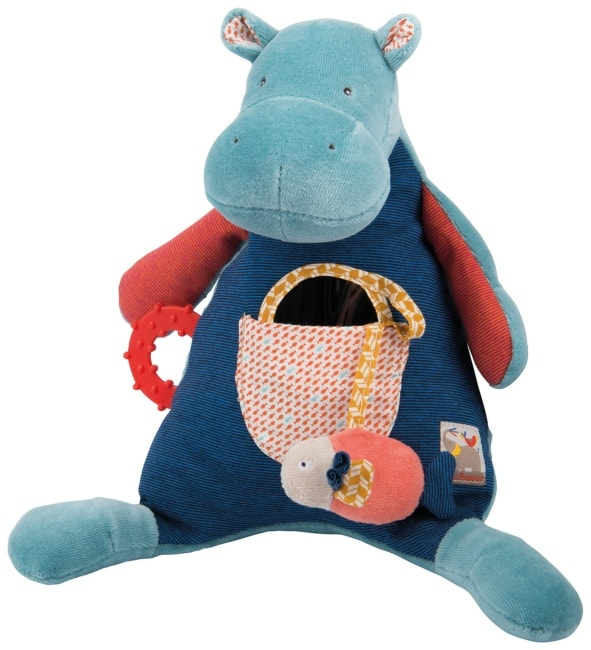 Moulin Roty  Baby Activity Hippopotamus