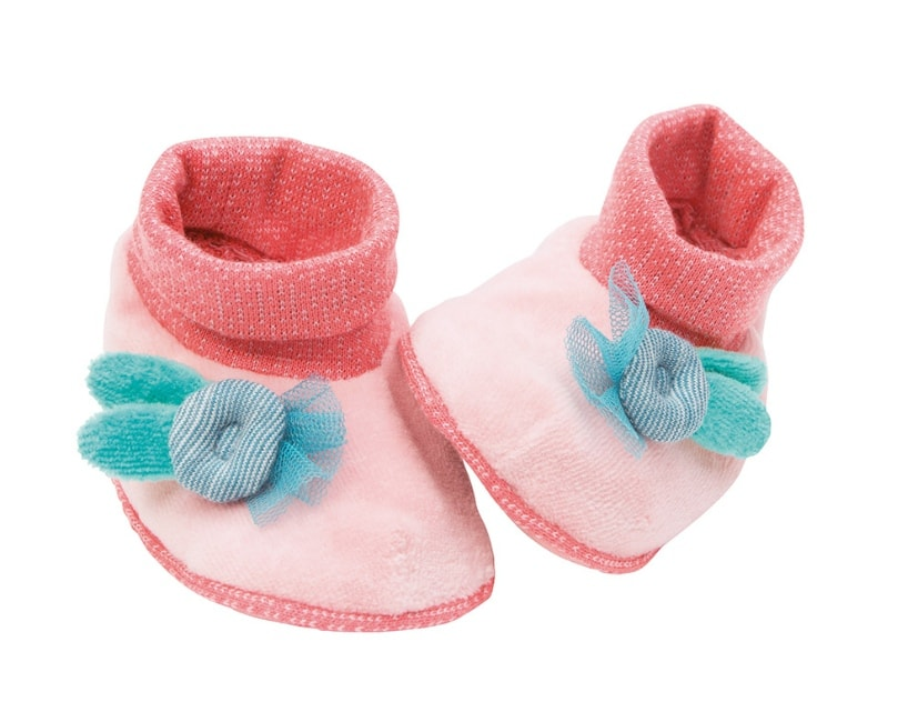 Moulin Roty Mademoiselle Baby Slippers