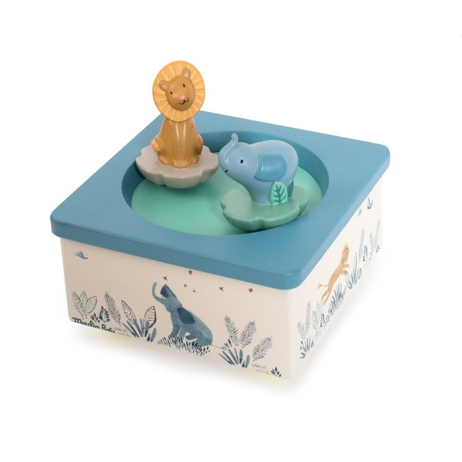 Moulin Roty Sous Mon Baobab Music Box
