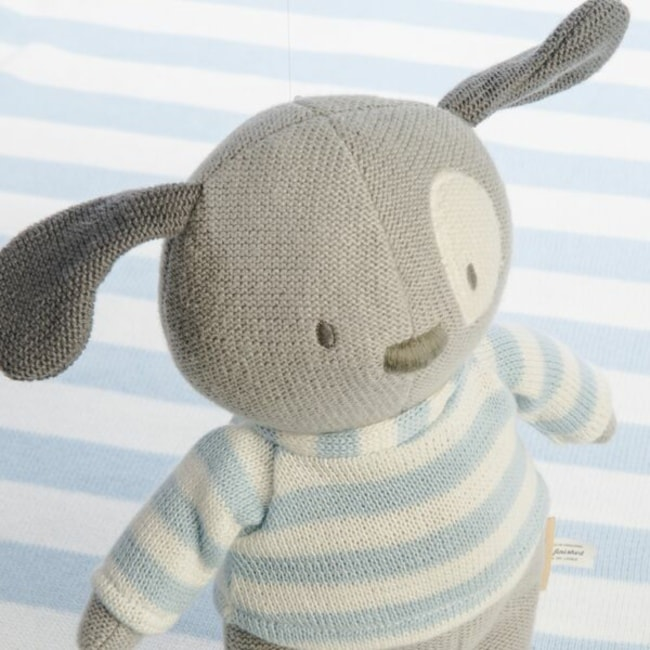 Ragtales Knitted Puppy
