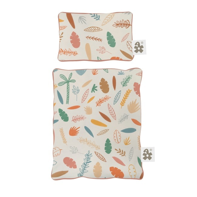 Sebra Dolls Bed Linen - Wildlife