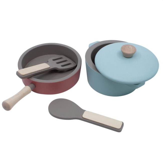 Sebra Wooden Kitchen Tool Set